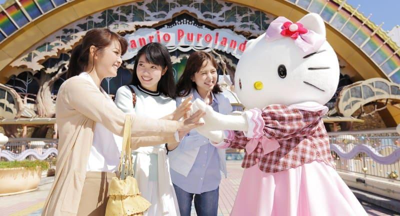Explosão de fofura! Conheça o Sanrio Puroland, parque temático da Hello Kitty no Japão