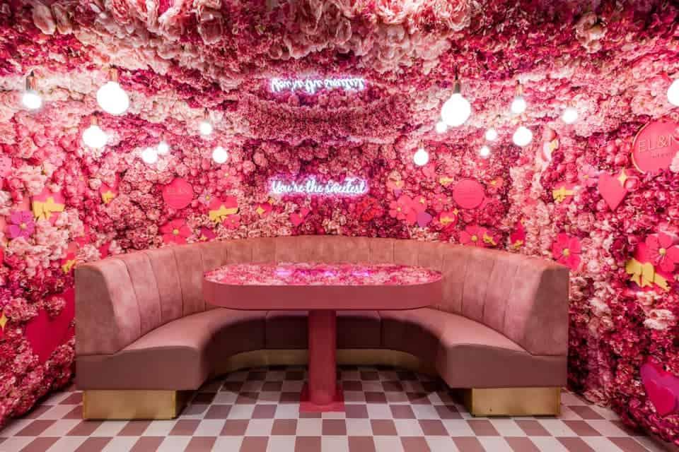 Conheça o Elan Café, em Londres, a nova febre do Instagram