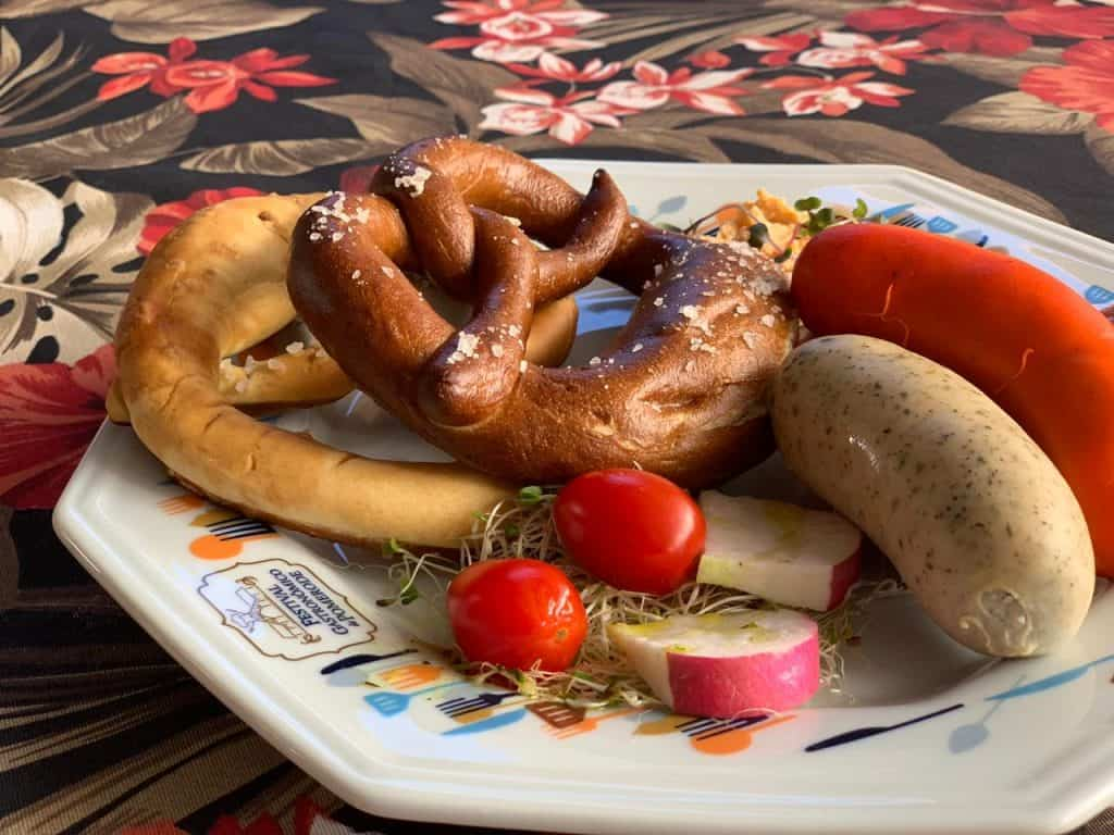 Festival Gastronômico de Pomerode tem um monte de comida alemã daora!