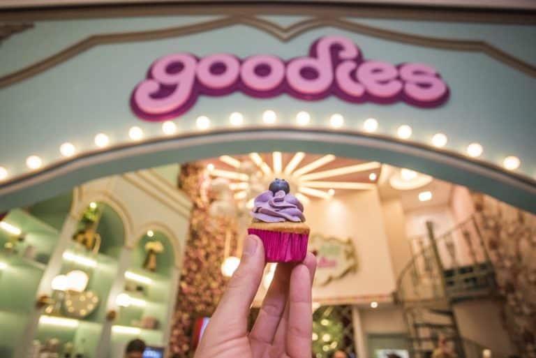 Explosão de fofura e sabor com os doces da Goodies Bakery, em Curitiba