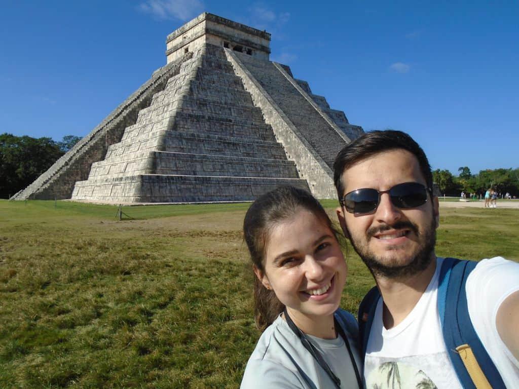 Podcast sobre viagem: Jade e Maurílio no México