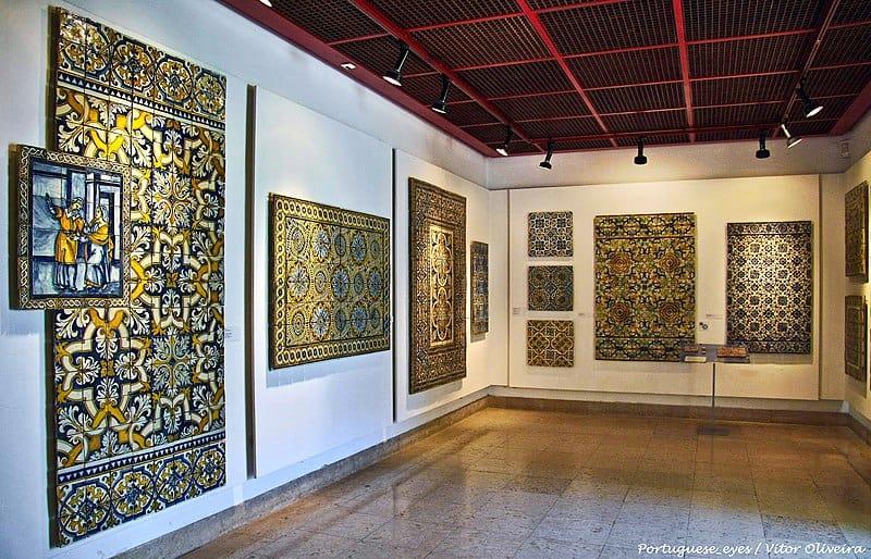 Museu do Azulejo de Lisboa conta a história de Portugal impressa em cerâmica