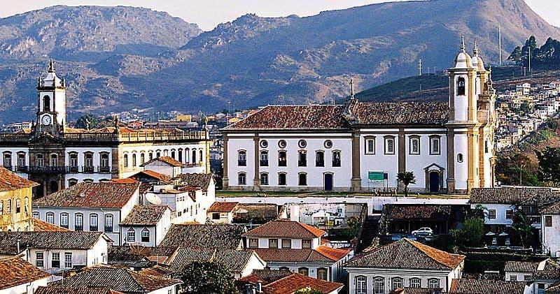 Patrimônio da Humanidade no Brasil: Ouro Preto