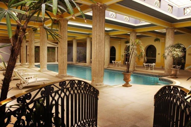 Palace Hotel em Poços de Caldas e toda sua beleza e tradição que são a cara da riqueza