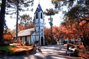 Parque no Rio Grande do Sul resgata cultura alemã com atrações temáticas