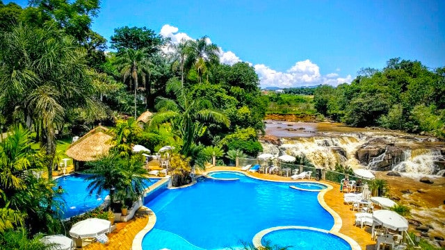 Hotel Recanto da Cachoeira, uma hospedagem linda pertinho de São Paulo