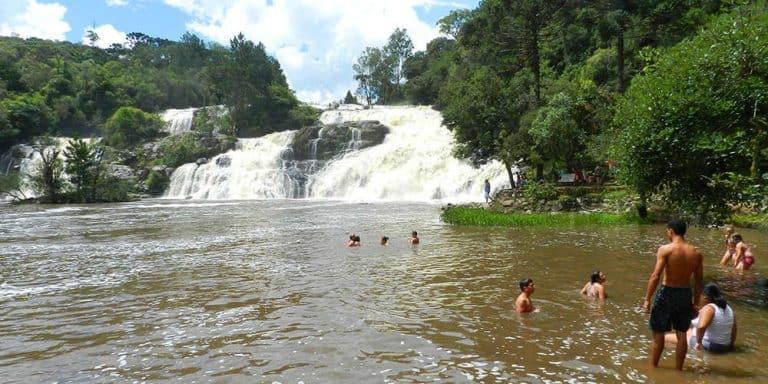 Recanto Saltinho perto de Curitiba é ideal para descansar e passear