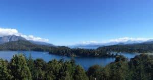 Restaurante Punto Panorámico em Bariloche tem vista maravilhosa da cidade
