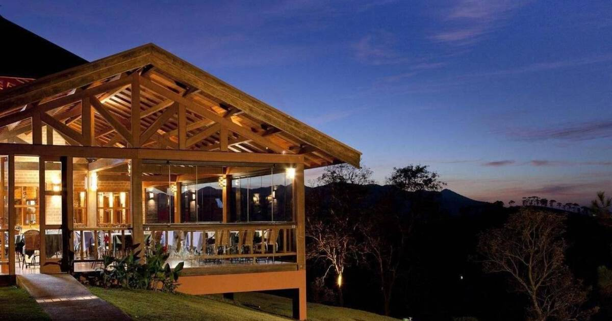 Restaurante Trincheira: lugar gostoso para almoçar em São Bento do Sapucaí