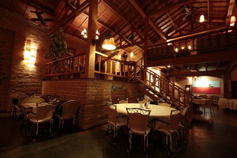 restaurante trincheira