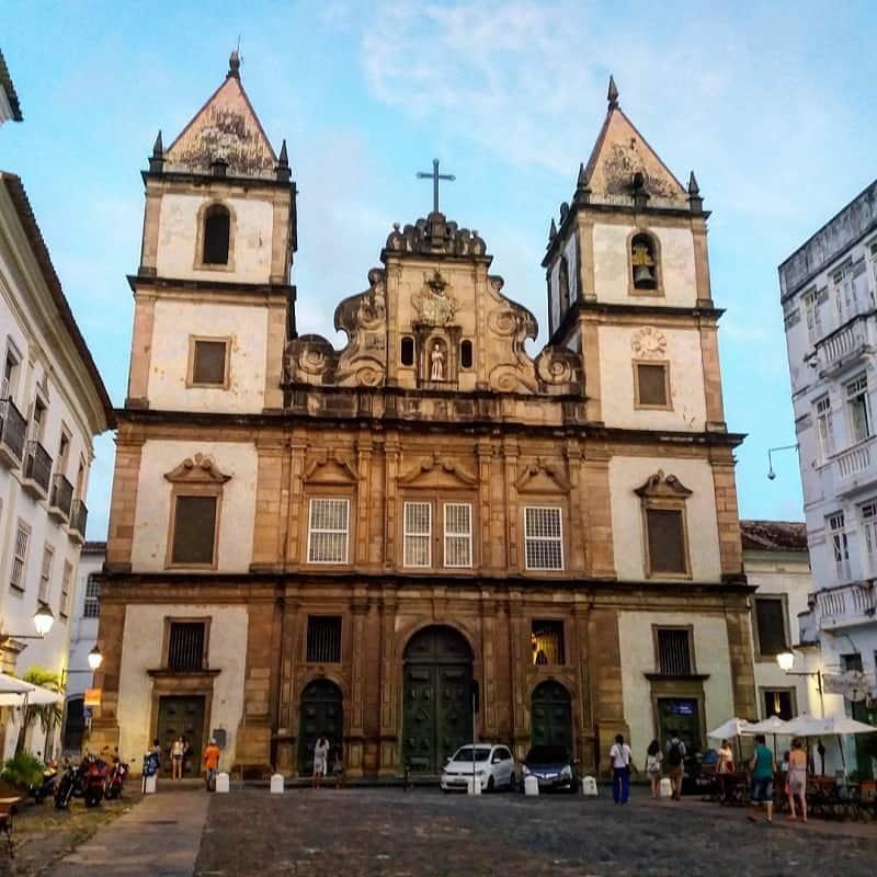Patrimônio Cultural da Humanidade no Brasil: Salvador