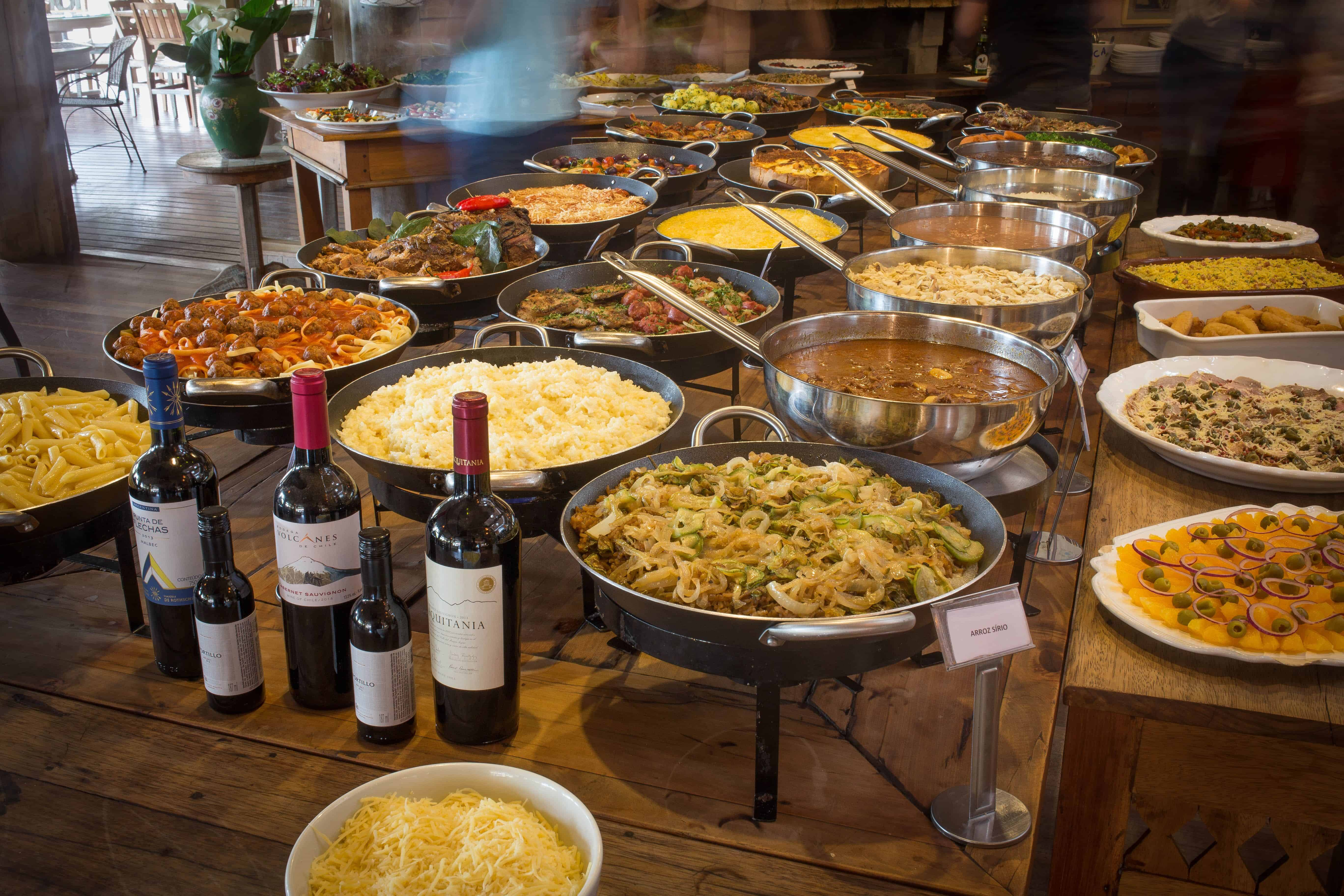 restaurante tarundu