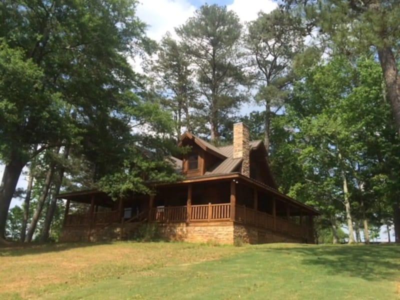 casa no lago de tony stark