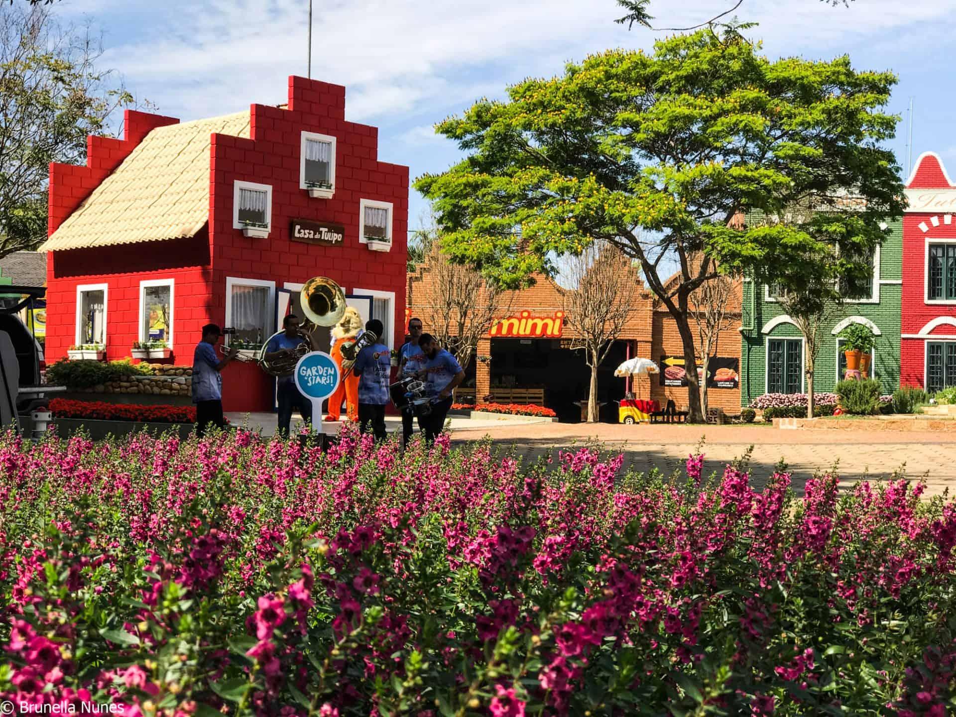 Expoflora Reúne Flores Música E Comida Holandesa Em