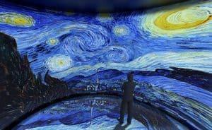 Exposição de Van Gogh em São Paulo oferece viagem imersiva pelas obras do artista
