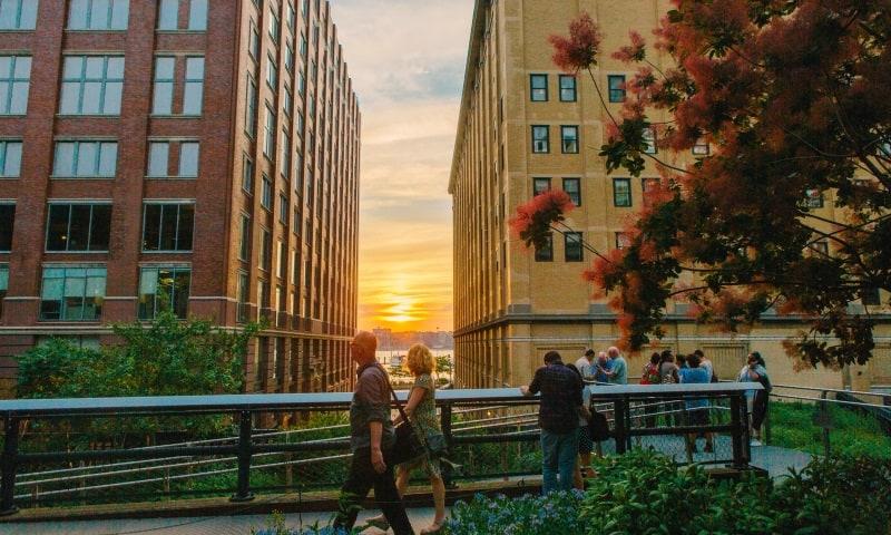 High Line Park se tornou um dos lugares mais descolados de Nova York. Veja o porquê!