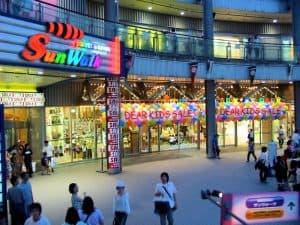 Conhecer a Ilha de Odaiba é passeio obrigatório para quem visita Tóquio