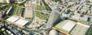 Paris terá a maior fazenda urbana do mundo, com bar e restaurante