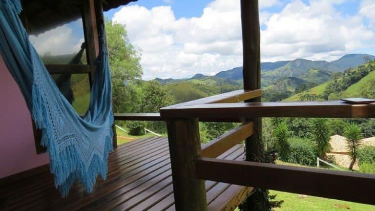 Pousada Serra Vista em Gonçalves, Minas Gerais, é seu aconchego na Serra da Mantiqueira