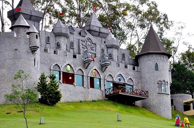 Le Canton une resort e parque de diversões em Teresópolis — RJ