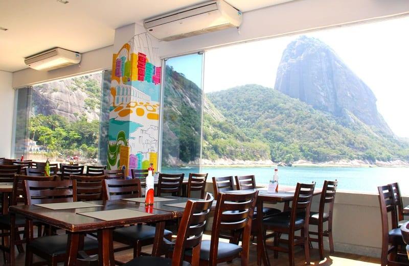 restaurante terra brasilis