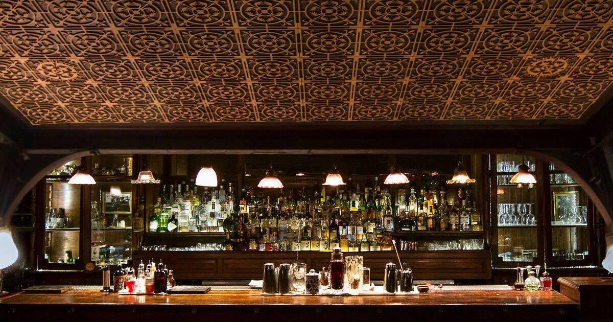 The Harrison Speakeasy: bar secreto em Buenos Aires escondido em um restaurante de Sushi
