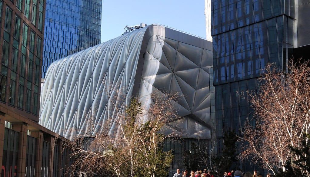 The Shed: visite o centro artístico e cultural de Nova York