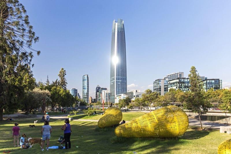 Confira o Top 6 de bairros turísticos de Santiago