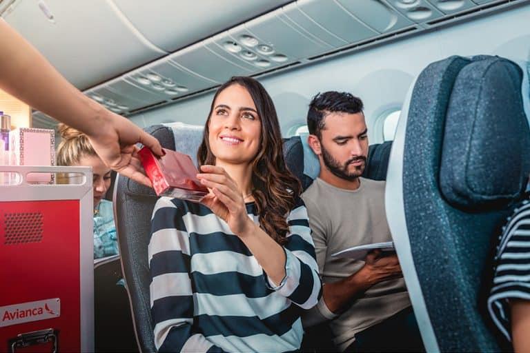 Avianca reafirma o seu compromisso de voar ao seu lado!
