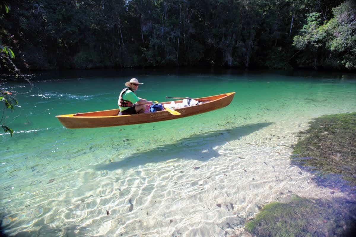 Encante-se com os rios cristalinos de Campo Novo do Parecis, em Mato Grosso