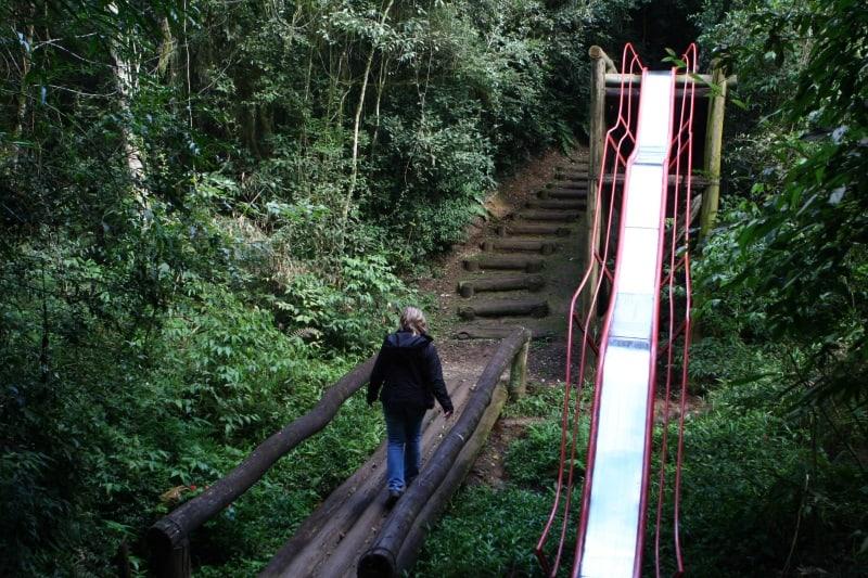 lugares secretos em Curitiba
