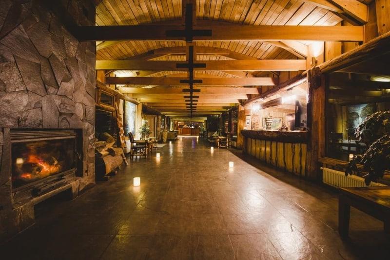 Huilo Huilo Nothofagus Hotel