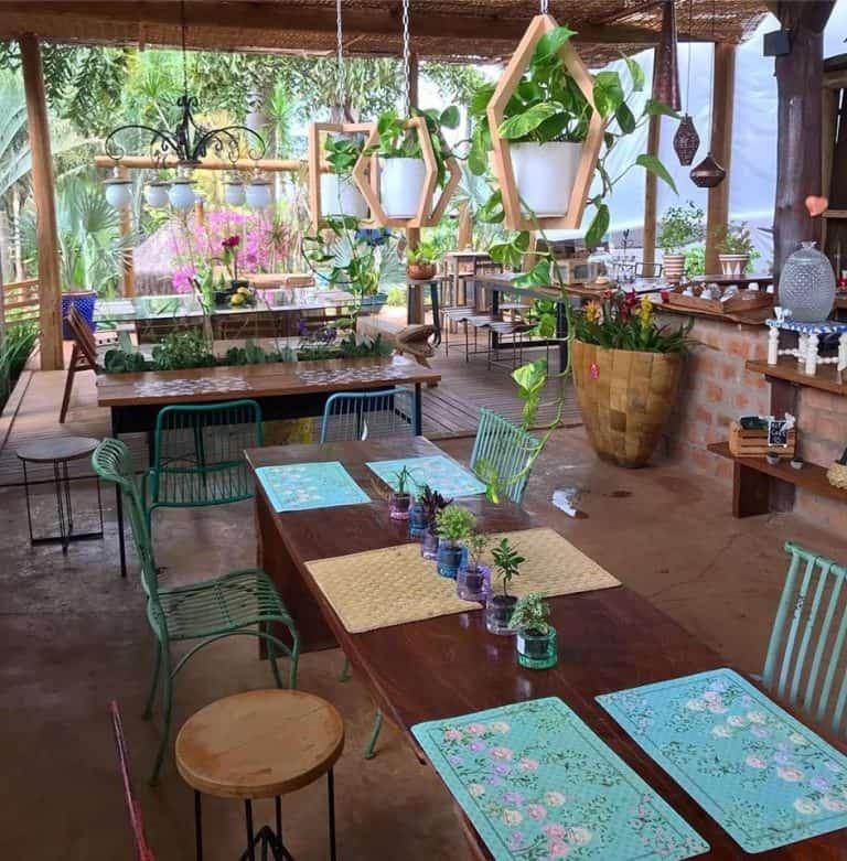 In Plant: café em Goiânia tem gostinho de Primavera