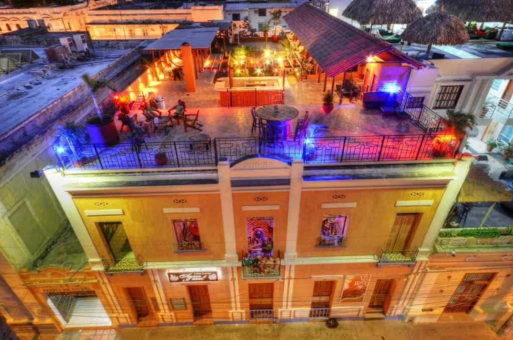 Este hostel em Santa Marta, Colômbia, é ideal para quem gosta de festa