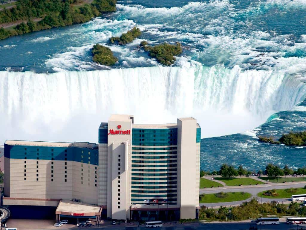 Niagara Falls Marriott Fallsview