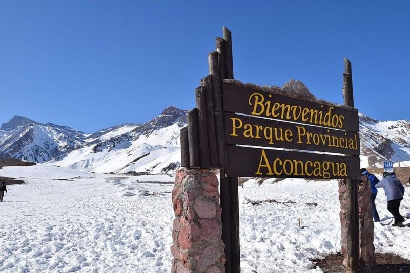 parque provincial aconcágua