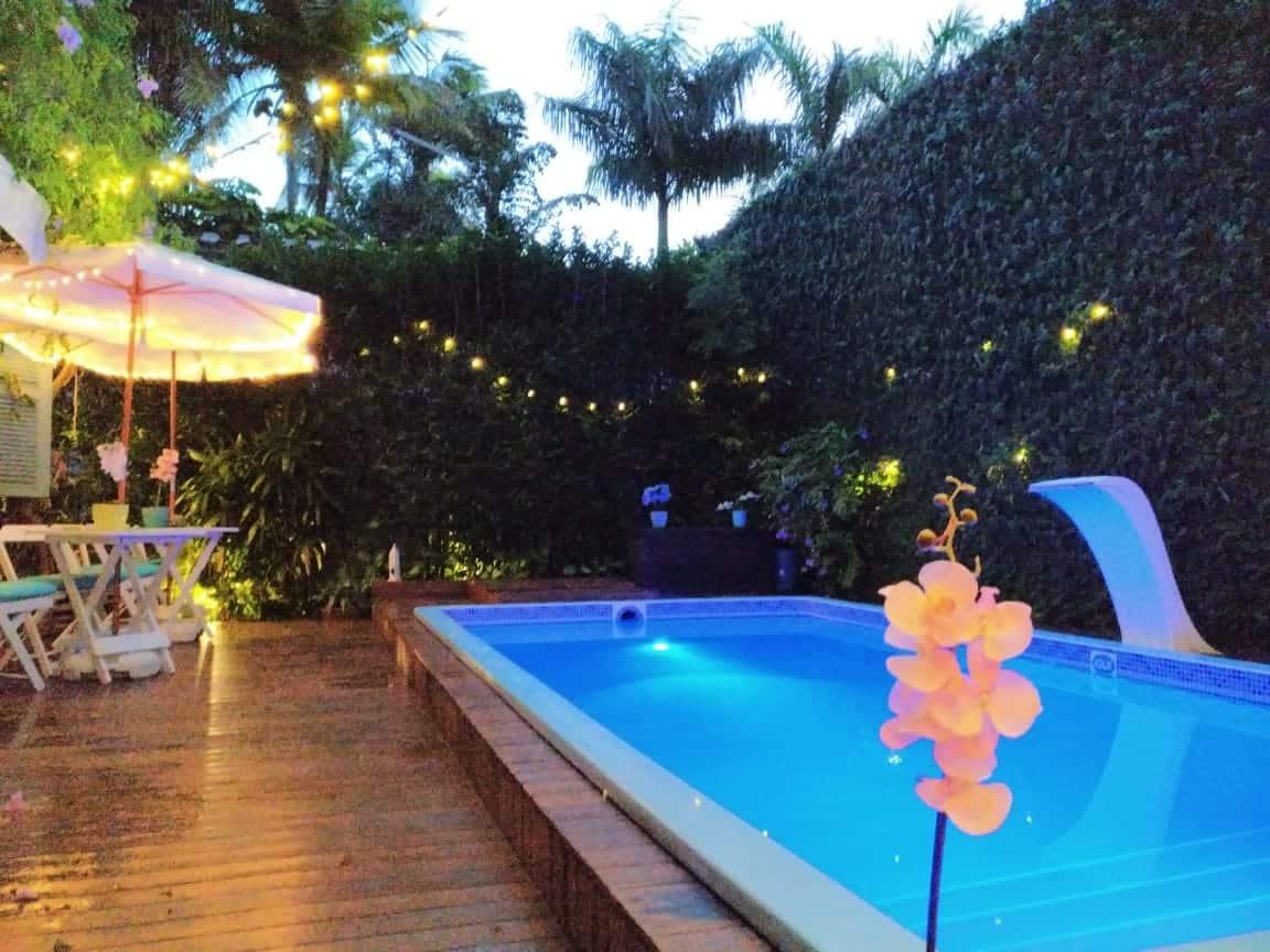 Canto das Laranjeiras: charmosa pousada no Guarujá com preço justo