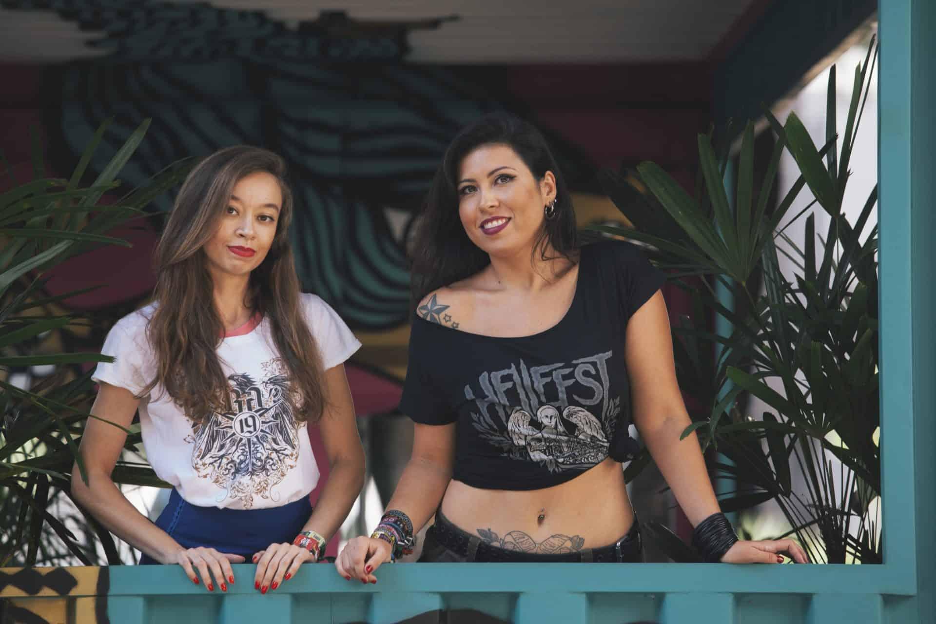 O mundo é delas: Gracielle Fonseca e Priscila Brito falam sobre turismo musical