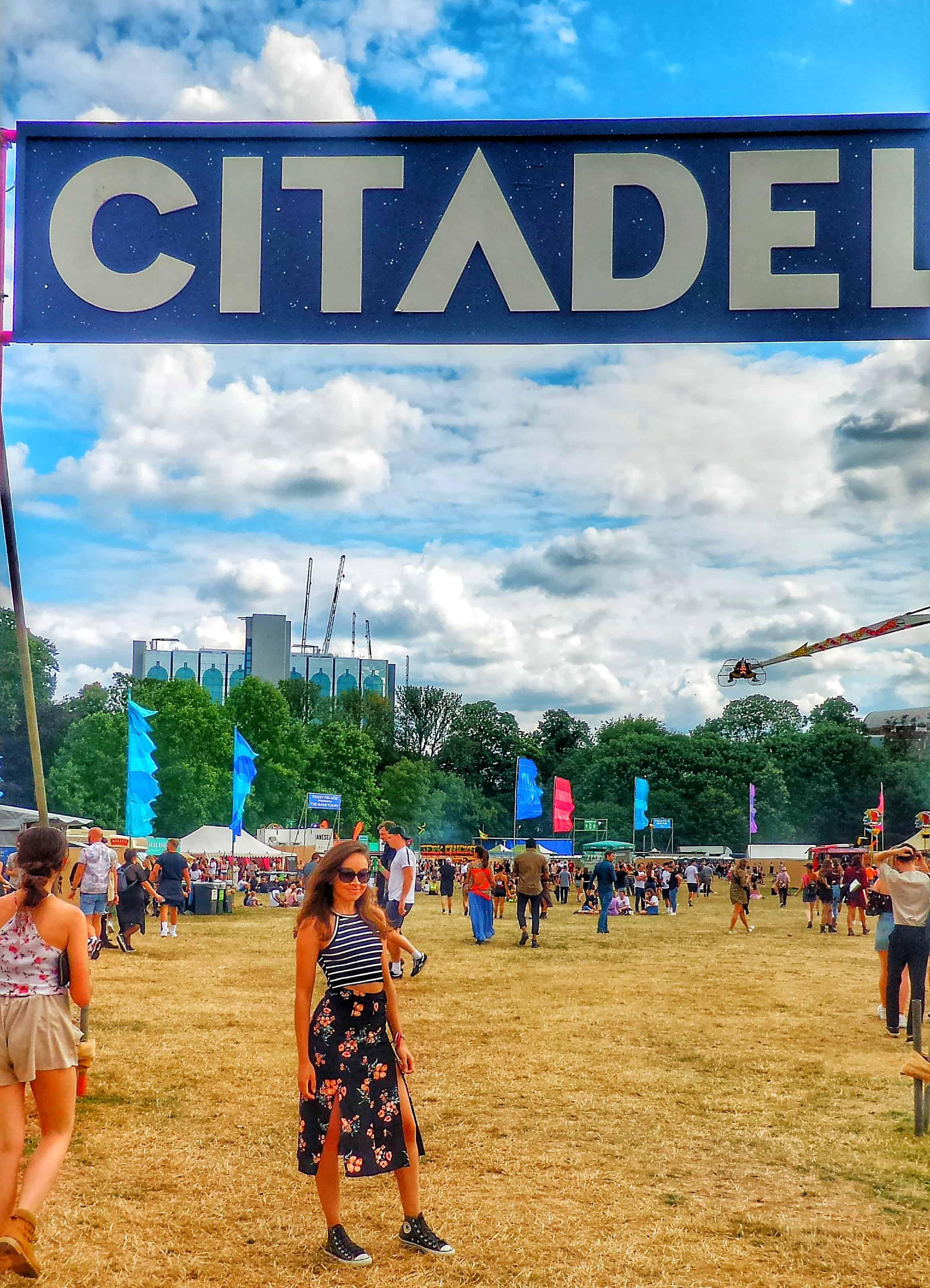 Turismo musical: Pri no Citadel, Festival em Londres. Foto: Divulgação