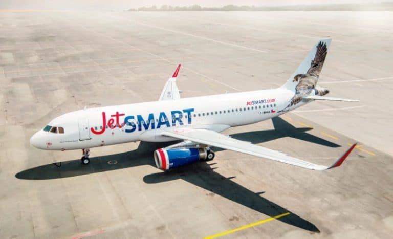 JetSmart: companhia aérea low cost chilena também opera no Brasil