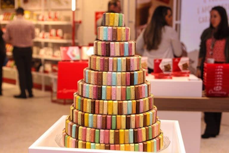 Quiosque da Kit Kat em SP tem até chocolate customizado
