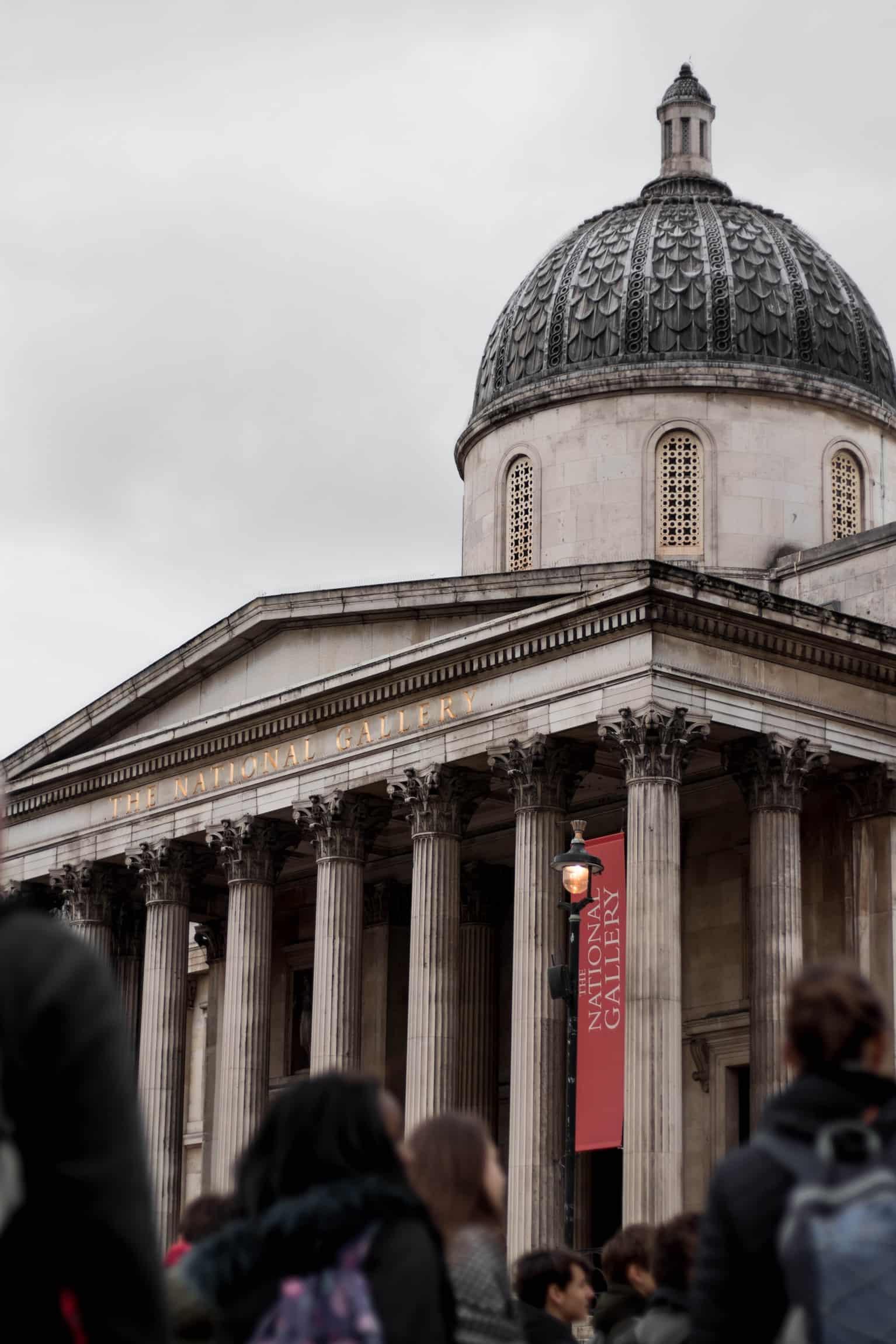 National Gallery em Londres: tudo que você precisa saber