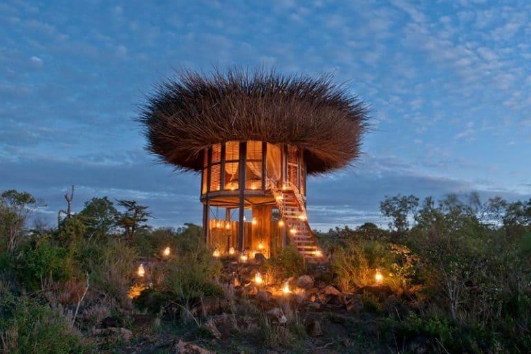 Hospedagem dos sonhos: Nay Palad Bird Nest, um ninho gigante de pássaros no coração do Quênia