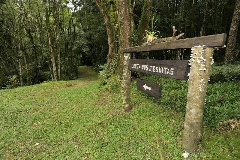 parque estadual de campinhos