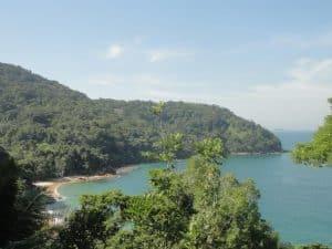 Costa Verde, trecho do litoral de São Paulo ao Rio, tem praias e belezas naturais inesquecíveis