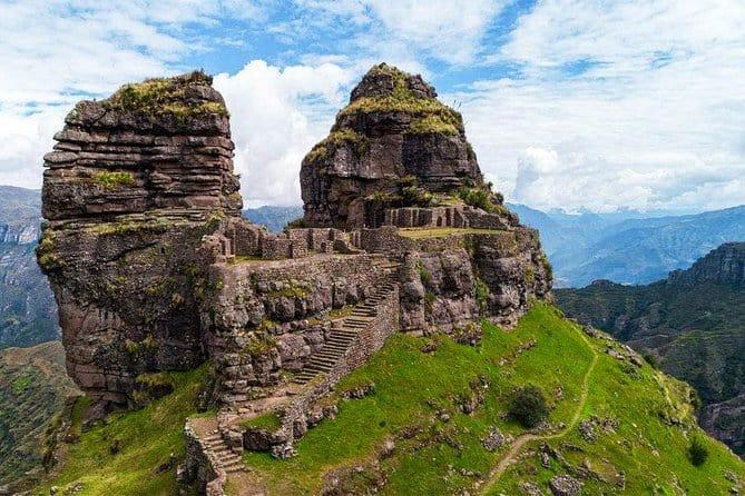 Fortaleza de Waqrapukara no Peru é mais uma joia arqueológica no país