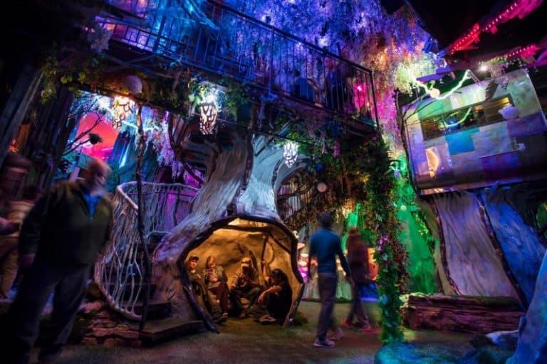 Meow Wolf é o museu mais louco, tecnológico e interativo de Santa Fé