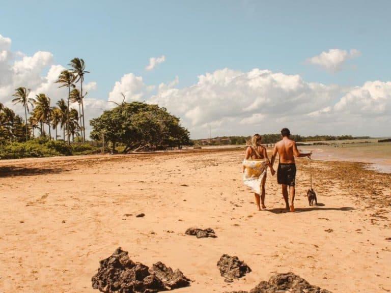 Pousada Pouso da Pardoca com praia particular é uma delícia no Espírito Santo