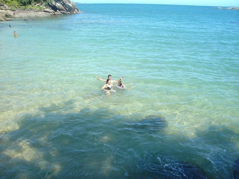 tres praias guarapari
