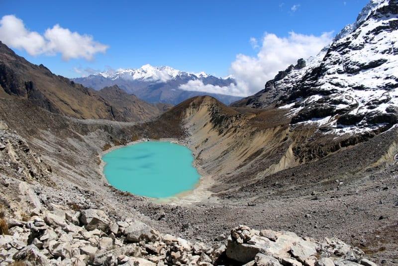 Trilha Salkantay: caminhada com 5 dias de duração para chegar a Machu Picchu